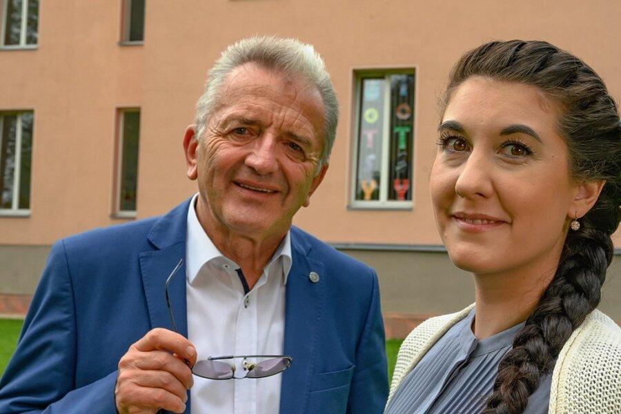 Geschäftsführer Rüdiger School und Geschäftsführerin Melissa Blankenship-Küttner setzen auch auf die Risikofreude ihrer Belegschaft.