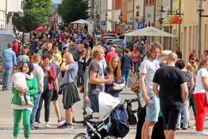 Erlebnis-Shopping lockt nach Freiberg