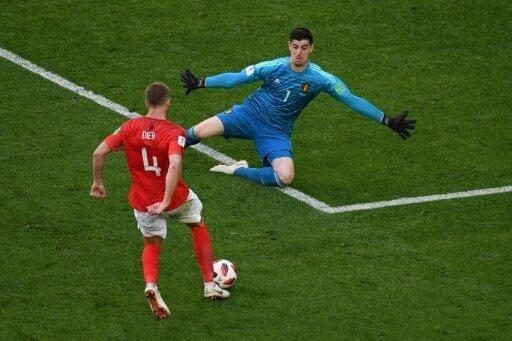 Belgiens Thibaut Courtois ist bester WM-Torhüter 2018
