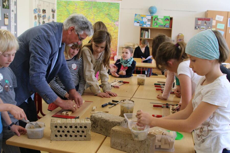 """Projekt """"Kleine Baumeister"""" starten wieder"""