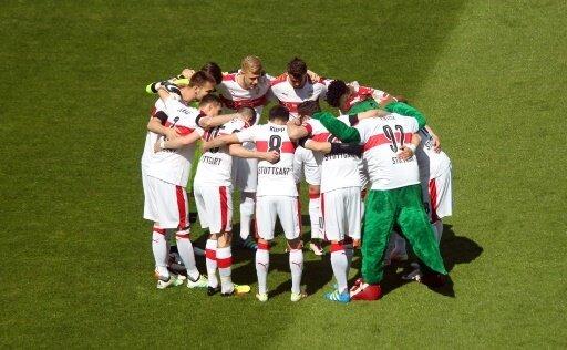 Stuttgart erobert Relegationsplatz