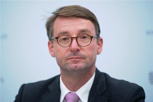 Roland Wöller - Sächsischer Innenminister