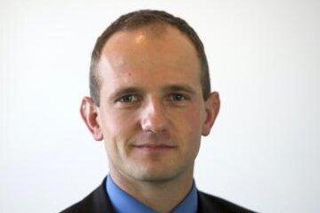 Stephan Meyer ist neuer Parlamentarischer Geschäftsführer der CDU-Fraktion im sächsischen Landtag.