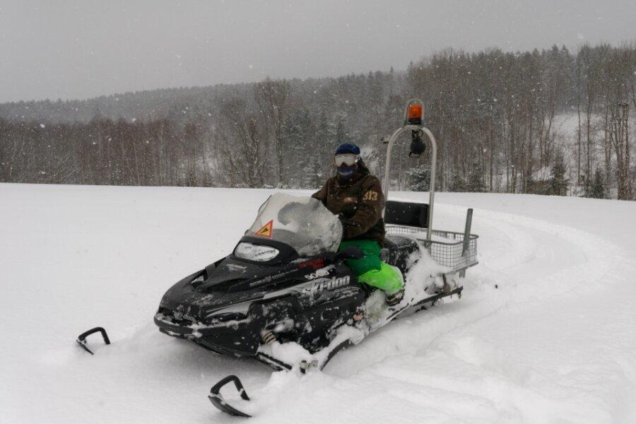Skiverein spurt neun Kilometer