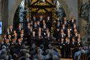 Die Sänger des Windsbacher Knabenschores sind eine Klasse für sich, egal ob es sich um kirchliche oder weltliche Musik handelt.