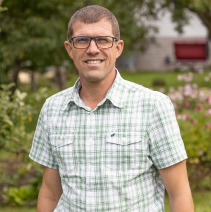 Andreas Mauersberger wurde 1966 geboren. Der Arnsfelder ist verheiratet und hat vier Kinder.
