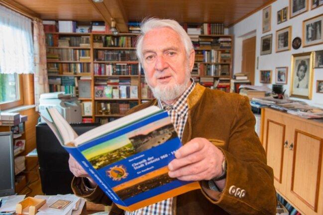 Uwe Schneider - neuer Preisträger des Landespreises für Heimatforschung