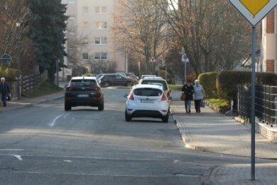 Die Stadt wird die Geschwindigkeit künftig auch an der Westbergstraße kontrollieren.