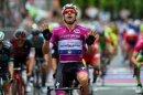 Hamburg Cyclassics: Elia Viviani gewinnt im Massensprint