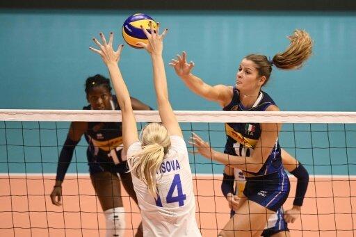 Die Frauen-Volleyball-WM wird im Livestream gezeigt