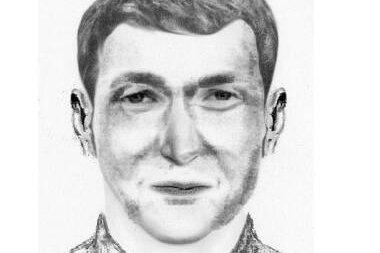 Mit diesem Phantombild sucht die Polizei nach einem Mann, der zusammen mit Komplizen von einer Chemnitzerin mehrere tausend Euro ergaunert hat.