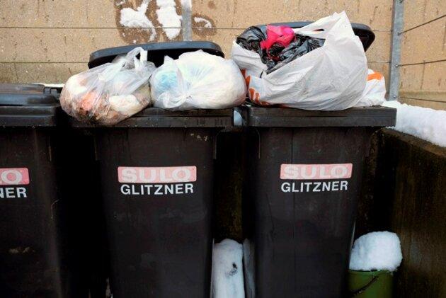 Müllgebühren-Anstieg droht im Vogtland