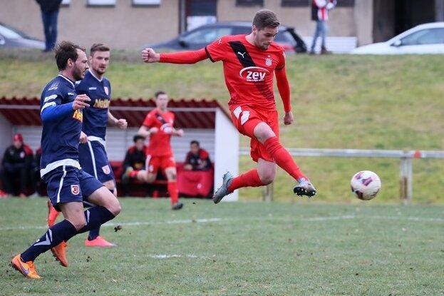 FSV Zwickau spielt 1:1 gegen Regensburg