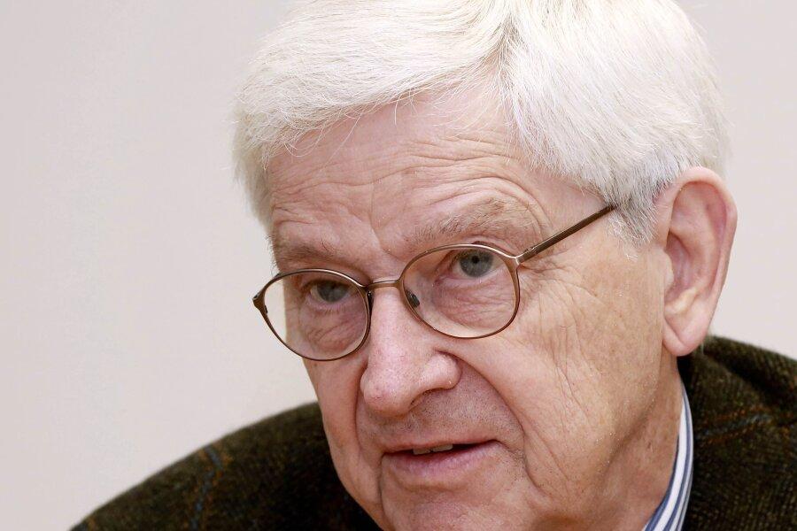Joachim Jauer, geboren 1940, Ex-ZDF-Korrespondent