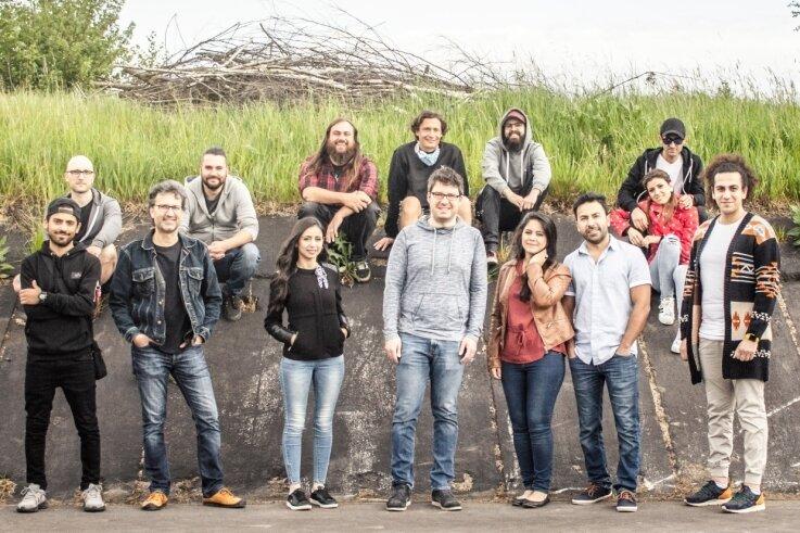 Drei interkulturelle Musikprojekte brachten einheimische und zugewanderte Musiker zusammen.
