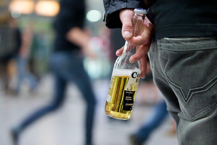 Chemnitz probt Glasflaschen- und Alkoholverbot in der Innenstadt