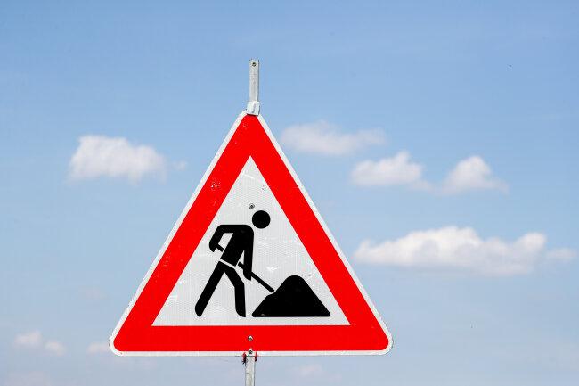 Baustellen: Auf diesen Straßen in Zwickau ist mit Einschränkungen zu rechnen