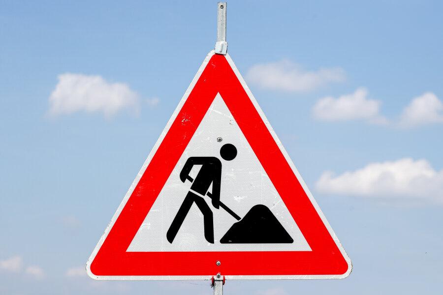 Baustellen in Zwickau: Hier kann es zu Verkehrseinschränkungen kommen