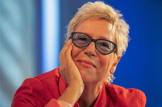 Probiert auf dem Teller gern Neues aus, ist über die Jahre aber auch viel kritischer geworden, sagt Doris Dörrie über ihr Essverhalten.