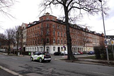 Die Tat spielte sich an der Matthesstraße in Nähe der Beyerstraße ab.
