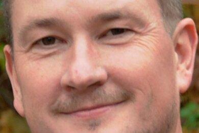 Klimaschutzmanager des Landkreises, Sven Dörr