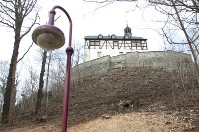 Das Jößnitzer Schloss soll einen neuen Pächter bekommen. Bislang war der Verkauf geplant.