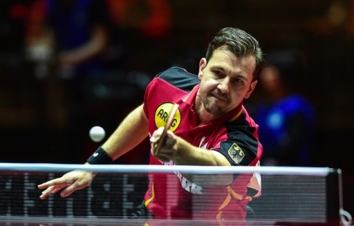 Timo Boll in der Weltrangliste wieder an Position zwei