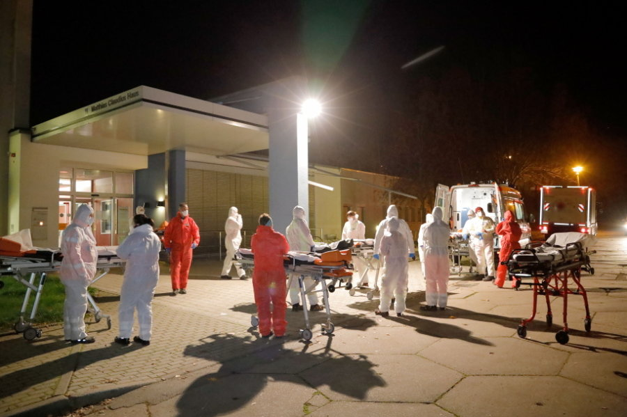 Corona-Lage in Chemnitz: Sieben-Tage-Inzidenz steigt auf fast 200