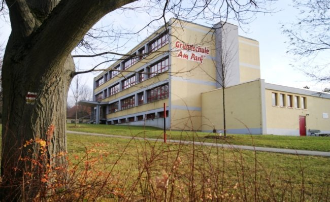 """In der Grundschule """"Am Park"""" in Lengenfeld findet nach Schließtagen aufgrund von Grippefällen ab Donnerstag wieder Unterricht statt."""