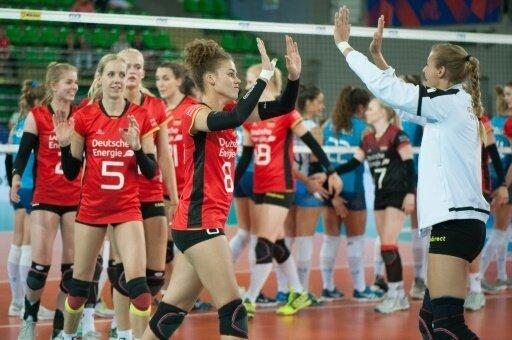 Deutschland spielt in Stuttgart zum Auftakt gegen China