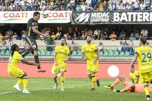 Chievo Verona wird Bilanzfälschung vorgeworfen