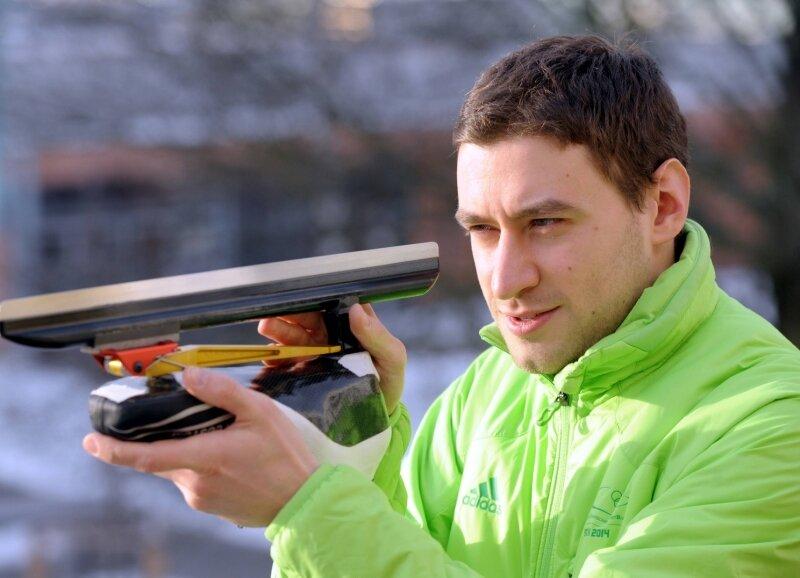 Wohin geht die Reise von Alexej Baumgärtner? Der Chemnitzer will wenigstens phasenweise in einem internationalen Team trainieren.