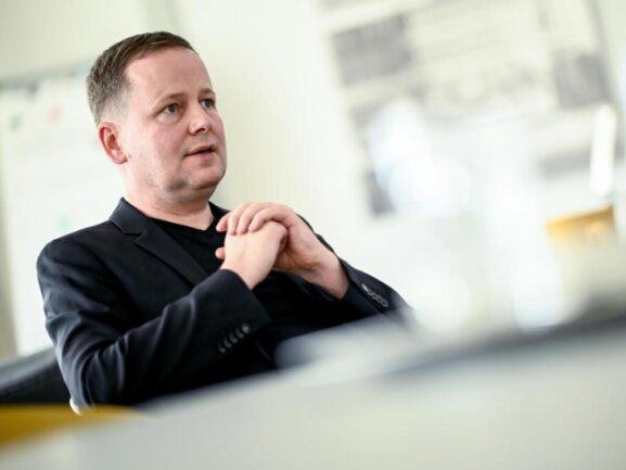 Klaus Lederer will die Kulturlandschaft krisenfester machen.