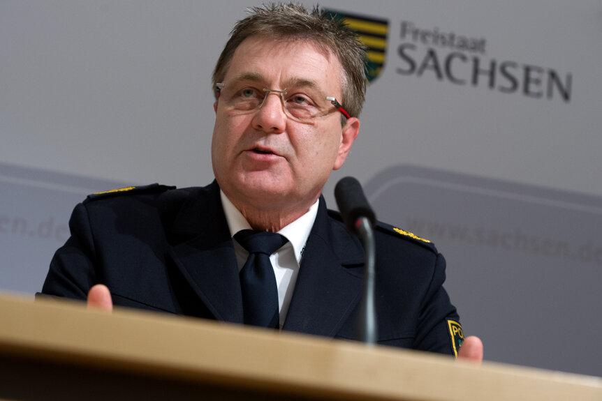 Bernd Merbitz - Polizeipräsident.