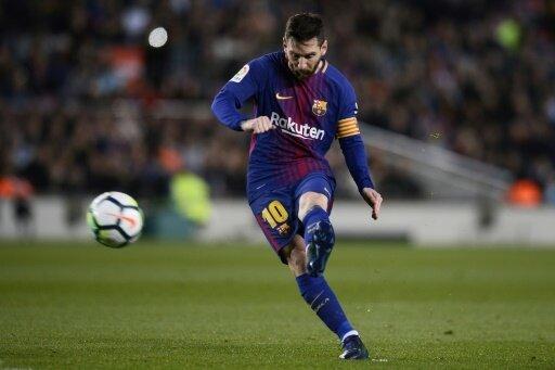 Lionel Messi übernimmt die Rolle des Spielführers