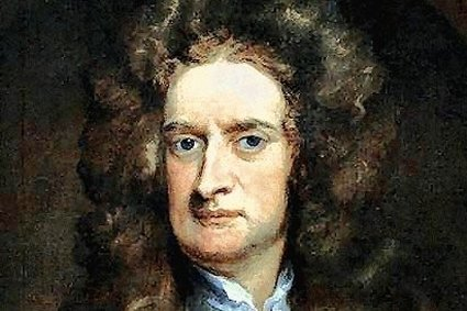 Lag auch mal mächtig daneben: Alchemist Sir Isaac Newton.
