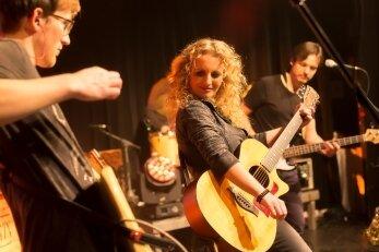 Christina Rommel rockt in Waldenburg