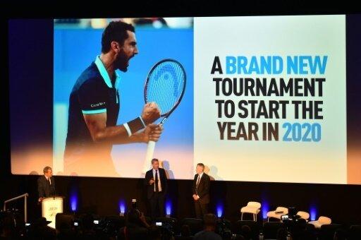 2020 startet mit dem ATP Cup ein neuer Teamwettbewerb