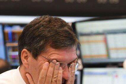 Die Frankfurter Börse: Hier werden die Dax-Aktien gehandelt.