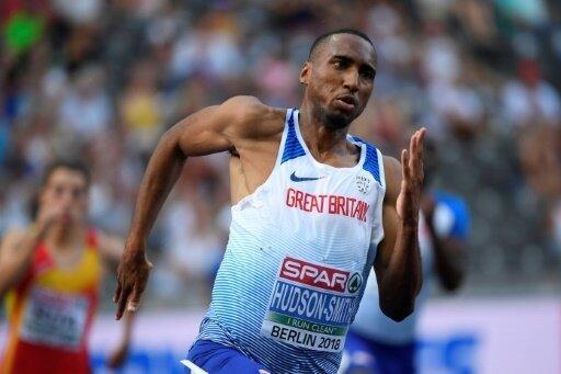Matthew Hudson-Smith gewinnt Gold über 400 m