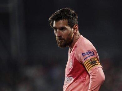 Ist auch wieder ins Mannschaftstraining des FC Barcelona eingestiegen: Lionel Messi.
