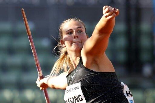 Christin Hussong gewinnt Gold und ist Europameisterin