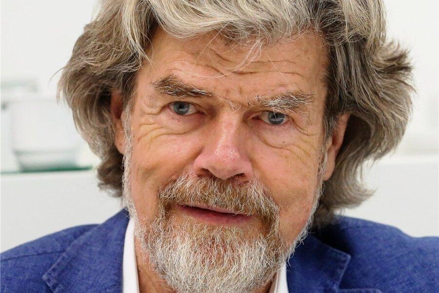 Reinold Messner - Bergsteiger