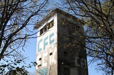 Eine Geldspritze in Höhe von 46.000 Euro fließtin den ehemaligen Grenzturm Heinersgrün.
