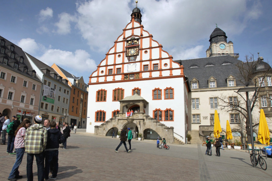 Plauen wählt heute einen neuen Oberbürgermeister