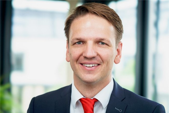 Sebastian Vogel - neuer Staatssekretär