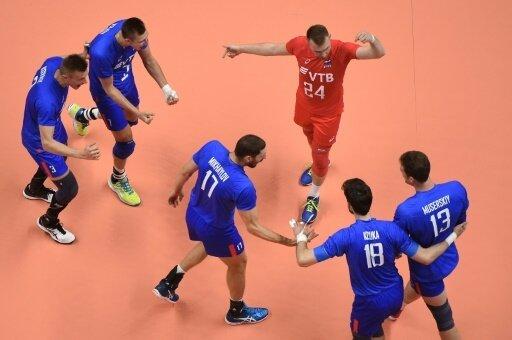 Russland gewinnnt Nations League