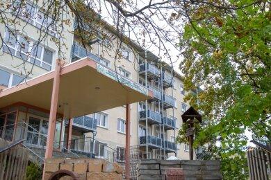 Das frühere FDGB-Ferienheim in Jößnitz bietet künftig betreutes Wohnen.