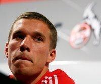 Zurück in Köln: Lukas Podolski