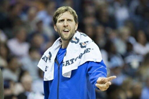 Dirk Nowitzki erwartet eine schwere NBA-Saison